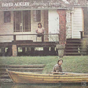 David Ackles - American Gothic - Album Cover
