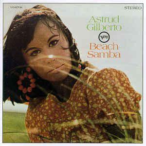 Astrud Gilberto - Beach Samba - VinylWorld