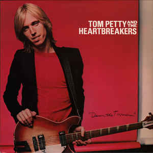 Tom Petty And The Heartbreakers - Damn The Torpedoes - Album Cover