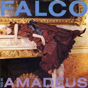 Rock Me Amadeus - Album Cover - VinylWorld