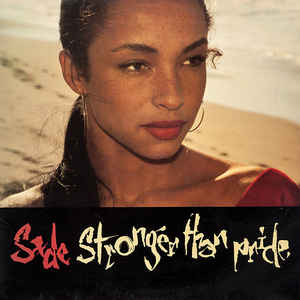 Sade - Stronger Than Pride - Album Cover