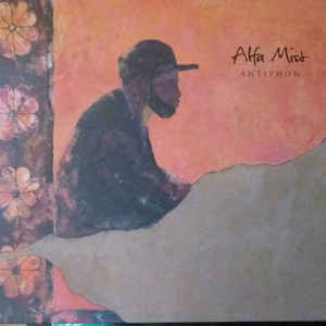 Alfa Mist - Antiphon - Album Cover