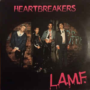 The Heartbreakers (2) - L.A.M.F. - VinylWorld