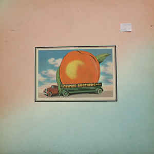 Eat A Peach - Album Cover - VinylWorld