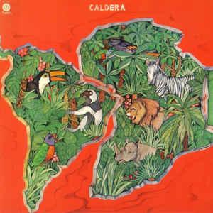Caldera (2) - Caldera - Album Cover