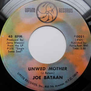 Joe Bataan - Unwed Mother / Young Gifted And Brown - VinylWorld
