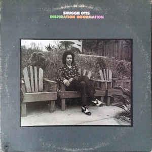 Shuggie Otis - Inspiration Information - Album Cover
