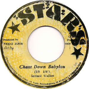 Sylford Walker - Chant Down Babylon / Music From South Side - Album Cover