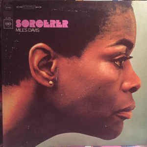 Miles Davis - Sorcerer - Album Cover
