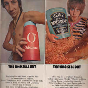 The Who - The Who Sell Out - Album Cover