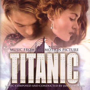 Titanic (Music From The Motion Picture) - Album Cover - VinylWorld