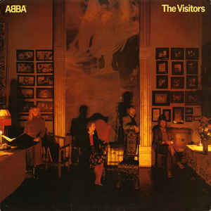 ABBA - The Visitors - Album Cover