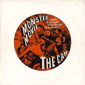 Can - Monster Movie - Album Cover