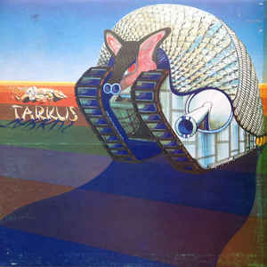 Tarkus - Album Cover - VinylWorld