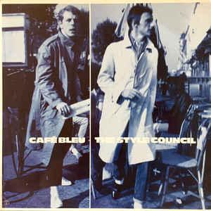 Café Bleu - Album Cover - VinylWorld