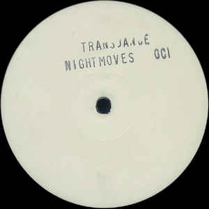 Night Moves - Transdance - Album Cover