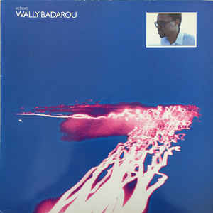 Wally Badarou - Echoes - Album Cover