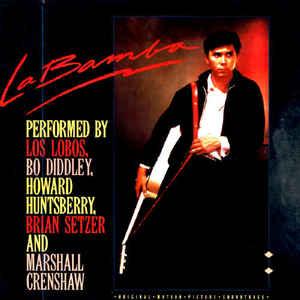 Various - La Bamba (Original Motion Picture Soundtrack) - Album Cover