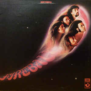 Deep Purple - Fireball - Album Cover