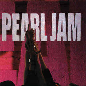 Pearl Jam - Ten - Album Cover