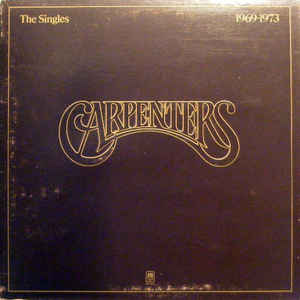 Carpenters - The Singles 1969-1973 - VinylWorld