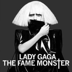 Lady Gaga - The Fame Monster - Album Cover