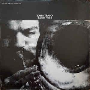 Latin Tempo - Sangre Nueva - Album Cover