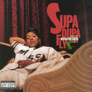 Missy Elliott - Supa Dupa Fly - Album Cover