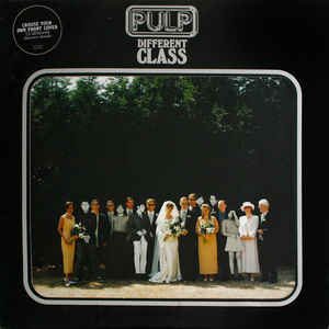Different Class - Album Cover - VinylWorld