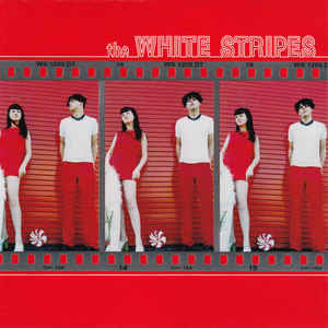 The White Stripes - The White Stripes - Album Cover