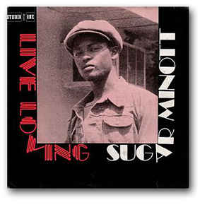 Sugar Minott - Live Loving - Album Cover