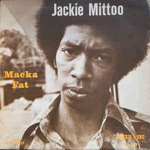 Jackie Mittoo - Macka Fat - Album Cover