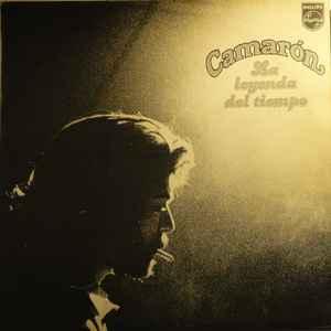El Camarón De La Isla - La Leyenda Del Tiempo - Album Cover