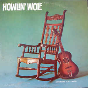 Howlin' Wolf - Album Cover - VinylWorld