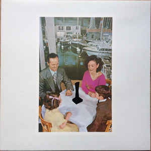 Led Zeppelin - Presence - Album Cover