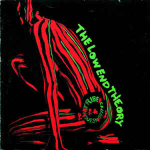 A Tribe Called Quest - The Low End Theory - Album Cover