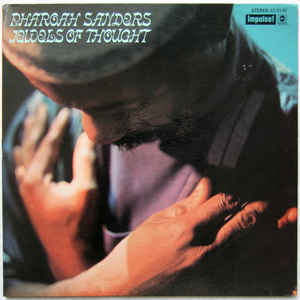 Pharoah Sanders - Jewels Of Thought - Album Cover